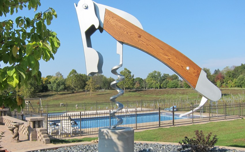 Corkscrew with Pool
