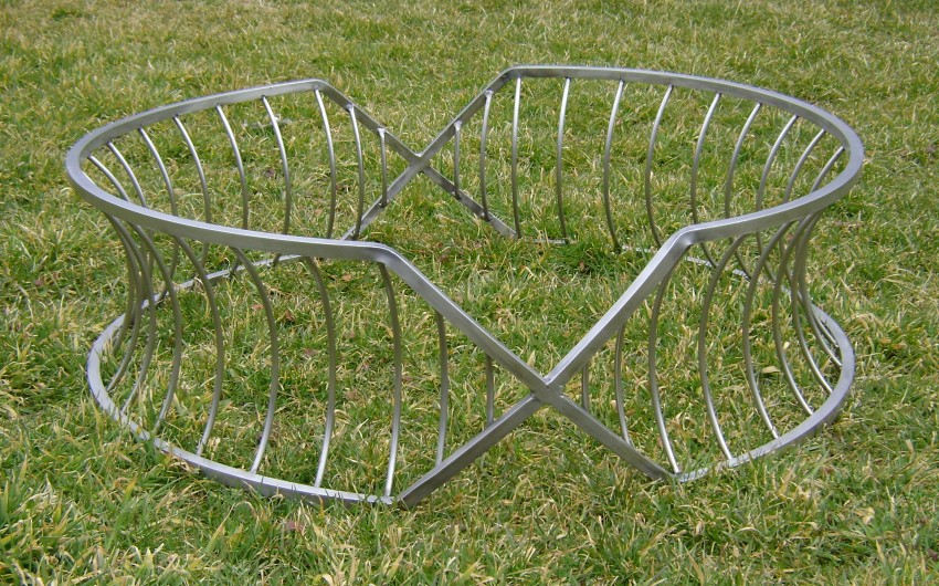 Fire Pit Cage