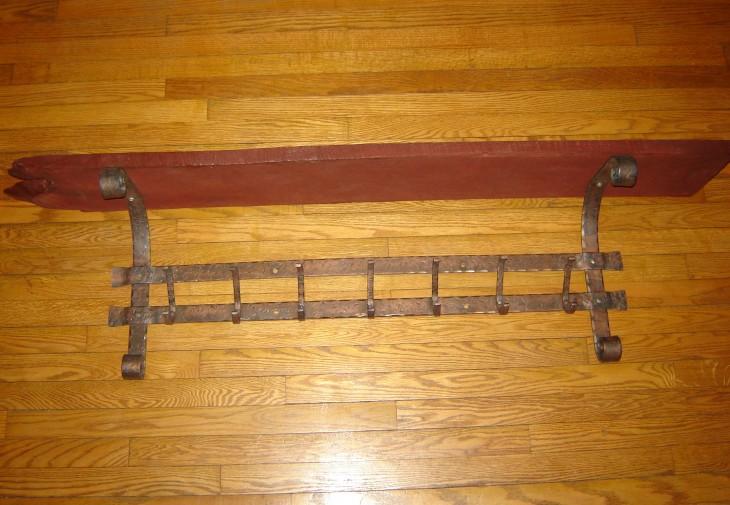 Coat Rack Front