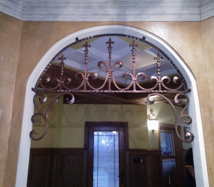 Decorative Doorway